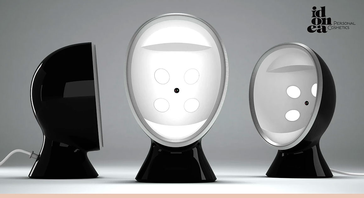 Escáner facial para Idónea Cosmétics