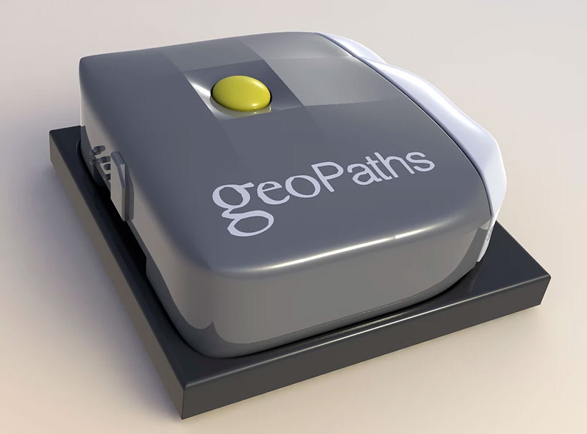 GeoPaths – GPS peatonal